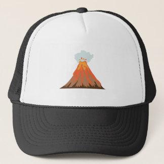 Volcano Trucker Hat