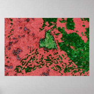 volcanodifcanvasartb-copia-c b476 póster