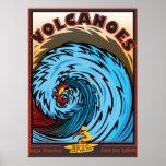 Volcanoes Baja Mexico Cabo San Quintin Print