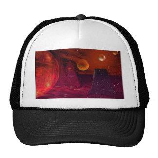 Volcanoes on Mars Hats