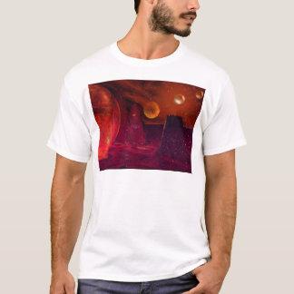 Volcanoes on Mars T-Shirt