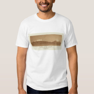 Volcanos from Mexico City T-shirts