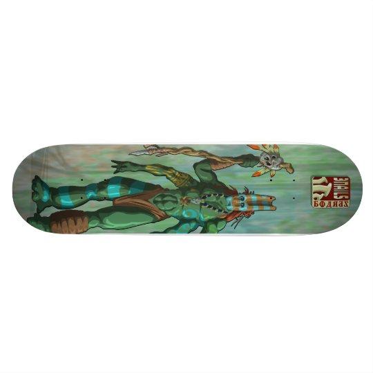 Volcanus Skateboard Deck