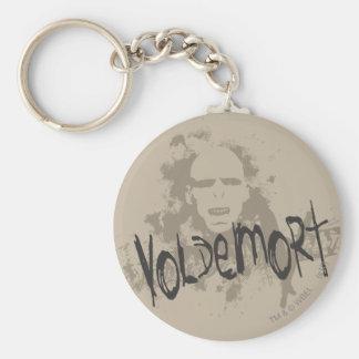 Voldemort Dark Arts Graphic Keychain