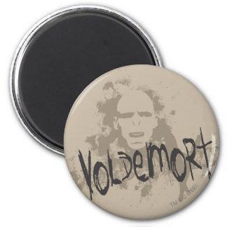 Voldemort Dark Arts Graphic Magnet