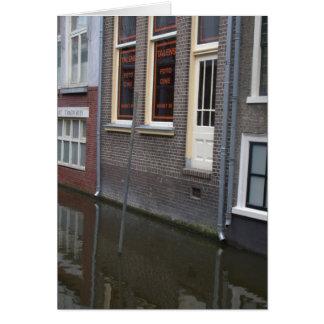 Voldersgracht, Delft Card