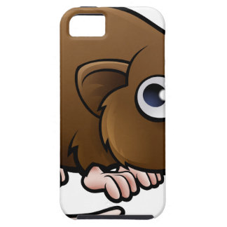 Vole Cartoon Character iPhone SE/5/5s Case