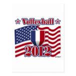 Voleibol 2012 postales