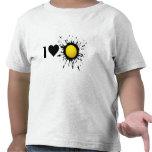 Voleibol 2 del amor del explosivo I Camisetas