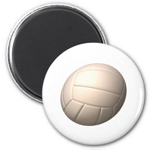 Voleibol 2 iman para frigorífico