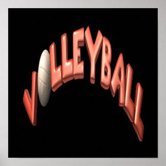 Voleibol 3 póster