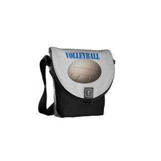 Voleibol 4 bolsas de mensajería