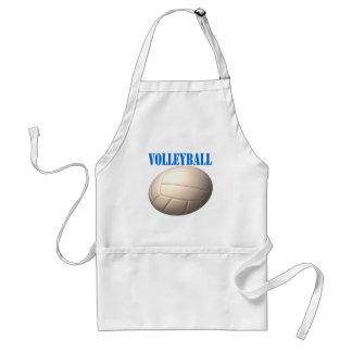 Voleibol 4 delantal