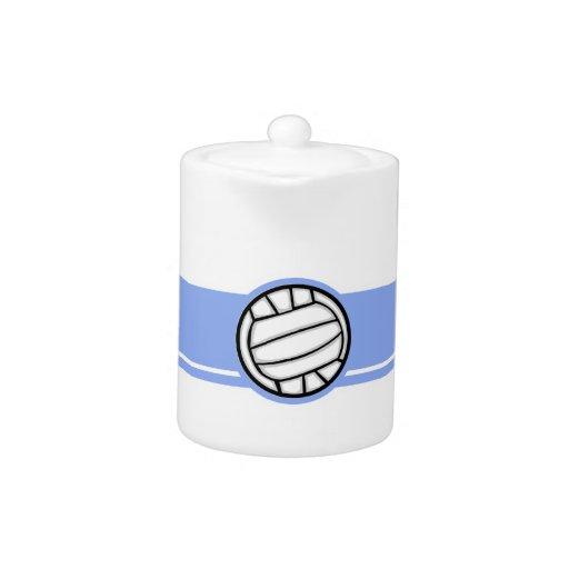 Voleibol; Azul