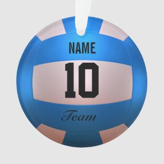 Voleibol azul
