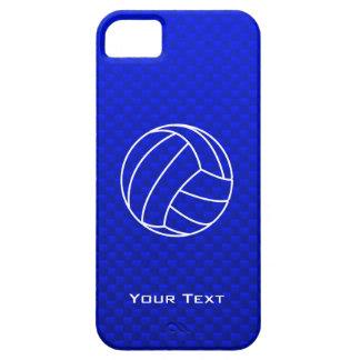 Voleibol azul profundo iPhone 5 cárcasa