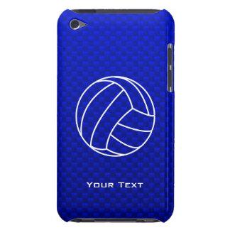 Voleibol azul profundo barely there iPod cobertura