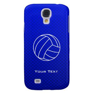 Voleibol azul profundo