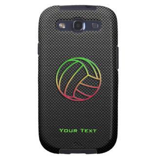 Voleibol colorido galaxy s3 protector
