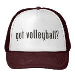 ¿voleibol conseguido? gorros