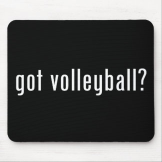 ¿voleibol conseguido alfombrilla de ratón