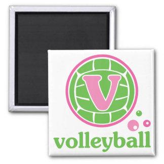 Voleibol de Allaire Imán Para Frigorífico