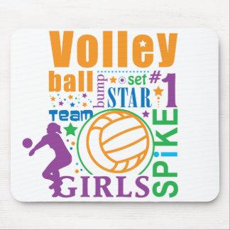 Voleibol de Bourne Alfombrilla De Raton