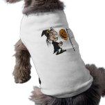 Voleibol de Halloween Camisetas De Mascota