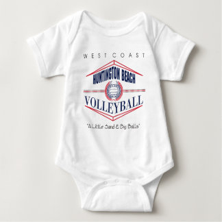 Voleibol de Huntington Beach Tee Shirts