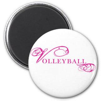 Voleibol de la llamarada de Kresday Imán Redondo 5 Cm