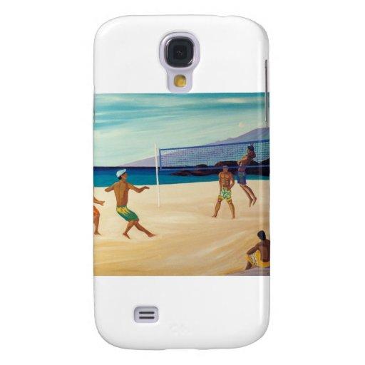 Voleibol de playa de Kaanapali Funda Para Galaxy S4