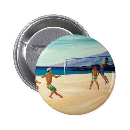 Voleibol de playa de Kaanapali Pin
