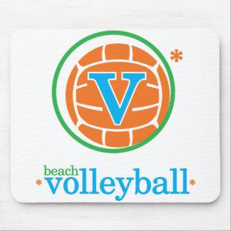 Voleibol de playa de Nika Tapete De Ratón