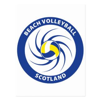 Voleibol de playa Escocia Postales
