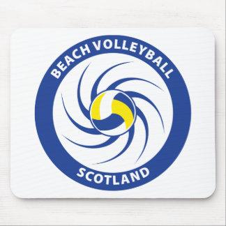 Voleibol de playa Escocia Tapete De Ratones