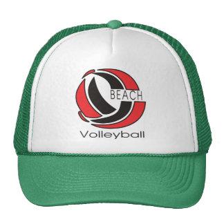 Voleibol de playa gorro de camionero