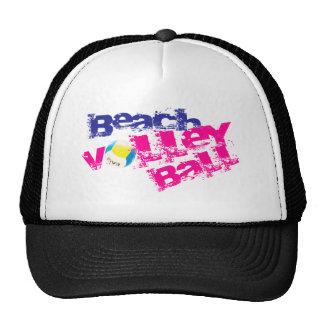 Voleibol de playa gorra
