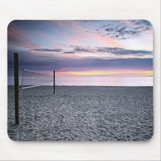 Voleibol de playa Mousepad Alfombrilla De Ratones