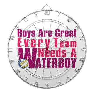 Voleibol de Waterboy en rosa