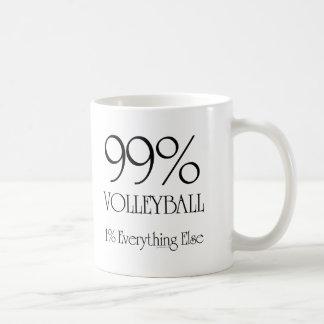 Voleibol del 99% taza