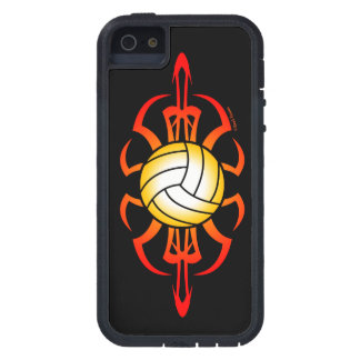Voleibol del escarabajo iPhone 5 fundas