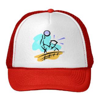 Voleibol del punto gorra