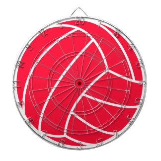 Voleibol del rojo del escarlata