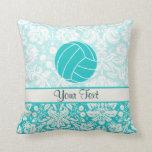 Voleibol del trullo cojin