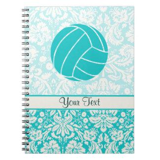Voleibol del trullo spiral notebooks