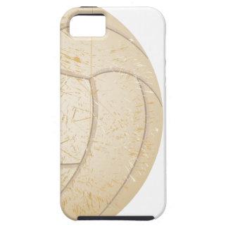 voleibol del vintage iPhone 5 Case-Mate coberturas
