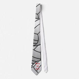 Voleibol determinado del punto del topetón corbata
