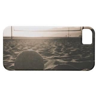 Voleibol en la arena iPhone 5 protectores