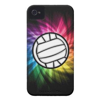 Voleibol; Espectro iPhone 4 Case-Mate Cobertura