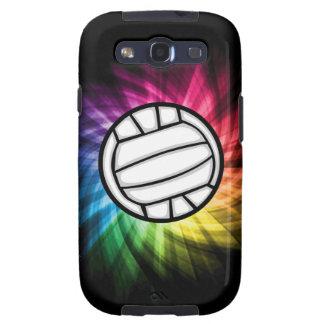 Voleibol; Espectro Galaxy SIII Cárcasas